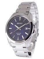 Seiko Neo Classic Quartz Sapphire 100M SGEH47 SGEH47P1 SGEH47P Men's Watch