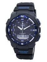 Relógio de Casio OutGear Twin Time Hora mundial de SGW-500H-2BV SGW500H-2BV