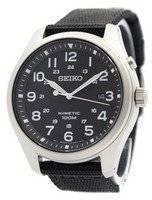 Seiko Kinetic Black Dial 100M SKA727 SKA727P1 SKA727P Men's Watch