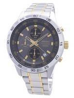 Seiko Chronograph SKS645 SKS645P1 SKS645P Quartz Analog Men's Watch