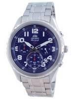 Orient SP Blue Dial Chronograph Quartz SKV01002D0 Men's Watch