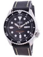 Seiko Automatic Diver's Black Dial SKX007J1-var-LS16 200M Men's Watch
