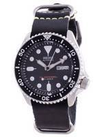 Seiko Automatic Diver's SKX007J1-var-LS19 200M Japan Made Men's Watch