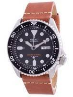 Seiko Automatic Diver's SKX007J1-var-LS21 200M Japan Made Men's Watch