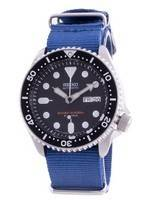 Seiko Automatic Diver's SKX007J1-var-NATO8 200M Japan Made Men's Watch