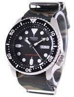 Seiko Automatic Diver's 200M Army NATO Strap SKX007K1-NATO5 Men's Watch