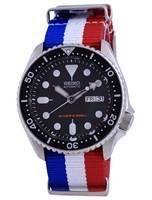 Seiko Automatic Diver's Polyester SKX007K1-var-NATO25 200M Men's Watch