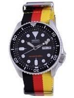 Seiko Automatic Diver's Polyester SKX007K1-var-NATO26 200M Men's Watch