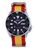 Seiko Automatic Diver's Polyester SKX007K1-var-NATO29 200M Men's Watch