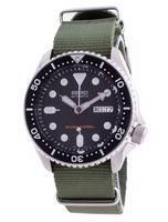 Seiko Discover More Automatic Diver's SKX007K1-var-NATO9 200M Men's Watch