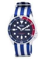 Seiko Automatic Diver's 200M NATO Strap SKX009J1-NATO2 Men's Watch