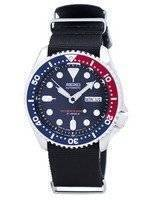 Seiko Automatic Diver's 200M NATO Strap SKX009J1-NATO4 Men's Watch