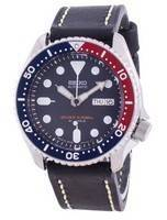 Seiko Automatic Diver's Black Dial SKX009J1-var-LS16 200M Men's Watch