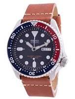 Seiko Automatic Diver's SKX009J1-var-LS21 200M Japan Made Men's Watch