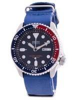 Seiko Automatic Diver's SKX009J1-var-NATO8 200M Japan Made Men's Watch