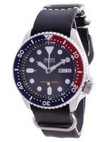 Seiko Automatic Diver's Deep Blue SKX009K1-var-LS19 200M Men's Watch