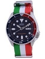 Seiko Automatic Diver's Polyester SKX009K1-var-NATO23 200M Men's Watch