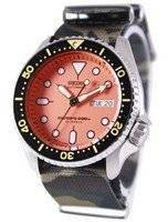 Seiko Automatic Diver's 200M Army NATO Strap SKX011J1-NATO5 Men's Watch