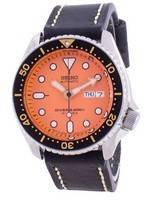 Seiko Automatic Diver's SKX011J1-var-LS16 200M Japan Made Men's Watch