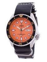 Seiko Automatic Diver's SKX011J1-var-LS19 200M Japan Made Men's Watch