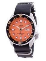 Seiko Automatic Diver's SKX011J1-var-LS19 200M Japan Made Men's Watch