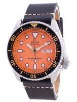 Seiko Automatic Diver's SKX011J1-var-LS20 200M Japan Made Men's Watch