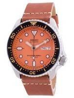 Seiko Automatic Diver's SKX011J1-var-LS21 200M Japan Made Men's Watch