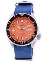Seiko Automatic Diver's SKX011J1-var-NATO8 200M Japan Made Men's Watch