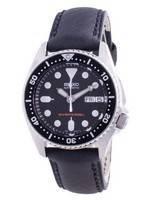 Seiko Automatic Diver's Black Dial SKX013K1-var-MS12 200M Men's Watch