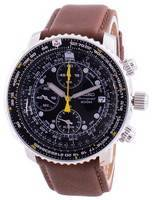 Seiko Pilot's Flight SNA411P1-VAR-LS12 Quartz Chronograph 200M Men's Watch