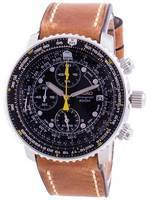Seiko Pilot's Flight SNA411P1-VAR-LS17 Quartz Chronograph 200M Men's Watch