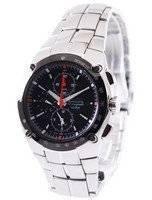 Seiko Sportura Alarm Chronograph SNA451 SNA451P1 SNA451P Men's Watch