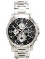 Seiko Premier Chronograph Alarm Watch SNAD27P1 SNAD27P SNAD27