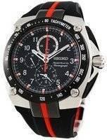 Seiko Sportura Alarm Chronograph SNAE07P1 SNAE07P SNAE07 Men's Watch