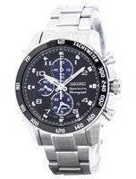 Seiko Quartz Sportura Chronograph SNAE63 SNAE63P1 SNAE63P Men's Watch