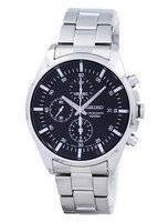 Seiko Chronograph Quartz SNDC81 SNDC81P1 SNDC81P Men's Watch
