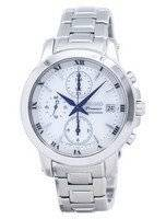 Relógio Seiko Premier Cronógrafo Quartz SNDV71 SNDV71P1 SNDV71P feminino