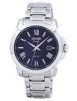 Relógio Seiko Premier Solar SNE455 SNE455P1 SNE455P Men