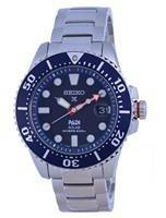 Relógio masculino Seiko Prospex Padi edição especial Blue Dial Solar Diver SNE549 SNE549P1 SNE549P 200M