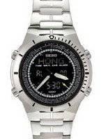 Seiko Sportura Chronograph World Timer SNJ003P1 SNJ003P SNJ003