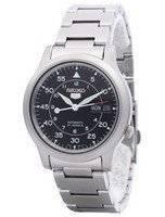 Relógio Seiko 5 automático SNK809K1 SNK809K SNK809 jóia 21 homens