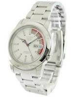 Seiko 5 Automatic 21 Jewels SNKK25 SNKK25K1 SNKK25K Men's Watch