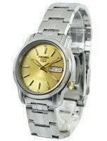 Relógio Seiko 5 automático 21 jóias SNKL81K1 SNKL81K para homens