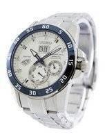 Seiko Sportura Kinetic Perpetual SNP085 SNP085P1 SNP085P Men's Watch
