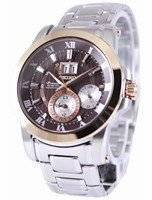 Seiko Premier Kinetic Perpetual SNP128 SNP128P1 SNP128P Men's Watch