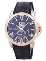 Relógio Seiko Premier Kinetic Perpetual Calendário SNP146 SNP146P1 SNP146P Men