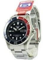 Relógio automático SNZF15J SNZF15 masculino do mergulhador Seiko 5 Sports