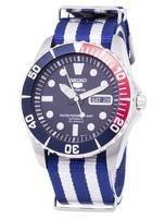 Seiko 5 Esportes Automatic Strap Nato SNZF15K1-NATO2 Men Watch