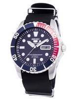 Seiko 5 Esportes Automatic Strap Nato SNZF15K1-NATO4 Men Watch