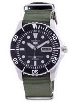 Seiko 5 Sports Automatic SNZF17J1-var-NATO9 100M Japan Made Men's Watch